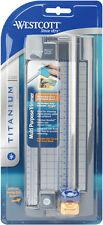 """""""Westcott Paper Trimmer W/Titanium Blades 9""""""""-"""""""