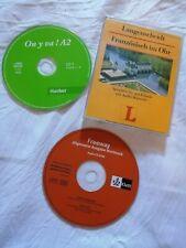 Langenscheidt Lern CD Französisch und Englisch A1 und A2