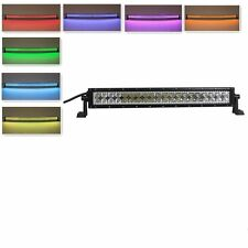 "52"" straight RGB HALO LED Halo Light Bar 300W 52 inch 52 in colorshift"