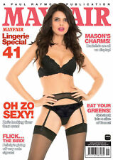 Mayfair Lingerie Magazine Vol.41