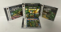 👍Nice Discs! Army Men Gold Collectors' Edition PlayStation PS1 Complete