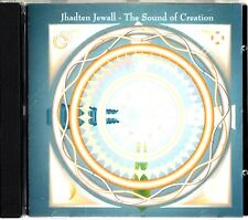 Jhadten Jewall- The Sound Of Creation CD-New Age Energy/Meditations/Sacred Music