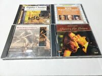 Classical Music Cd Bundle Lot Rachmaninov Bach Tchaikovsky Beethoven Mozart