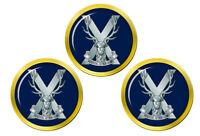 Highland Bande Du Écossais Division, Armée Britannique Marqueurs de Balles Golf