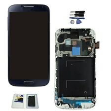 for Samsung Galaxy S4 i337 i9500 LCD Display Touch Screen Replacement + Frame US