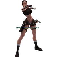 Unassembled 1/9 Scale Intruder Female Shooter Figure Model Resin Garage Kits GK