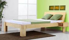 JAVA Bambusbett mit Rückenlehne 200x200cm, 20cm / 30cm oder 40cm Bett Höhe, NEU!