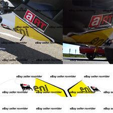 aprilia rsv4 bellypan decal set fits 2009 2010 2011 2012 2013 models
