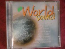 COMPILATION - WORLD SOUND (VOLLENWEIDER, ZAZOU..1996) CD