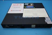 NOVELLUS 27-282383-00, POWERCOM UPS KIN-1000AP RM, AC 100-120V 50/60Hz 15A max
