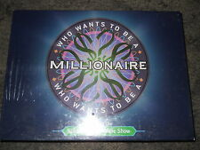 Who Wants to Be a Millionaire Board Game Pressman 2000 New Sealed