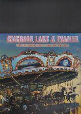 EMERSON LAKE & PALMER - black moon LP