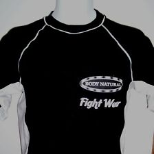 RASH GUARD- SURF WEAR OR MMA FIGHT WEAR SIZES SMALL OR MEDIUM ONLY