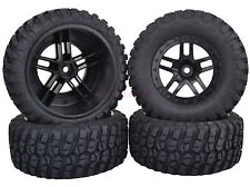 109mm RC 1/10 Traxxas Slash 4x4 Short Course Truck Off-Road Rally Tyres Tires