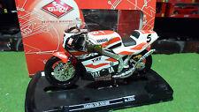 MOTO GP YAMAHA YZR 500 # 5 ABE échelle 1/10 GUILOY 13632 miniature de collection