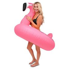 GoFloats Giant Flamingo Party Tube Inflatable Pool / River Raft ADULT SIZE