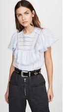 New! Isabel Marant Etoile Pleyel Blouse Size 44