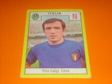 FIGURINE STICKERS ALBUM CALCIATORI RELI' 1969-70 ITALIA CERA NEW-MAX