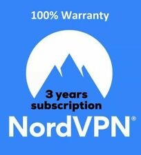 NordVPN ACCOUNT PREMIUM 3 YEARS | NORD VPN | FAST DELIVERY✔️🚀 | WITH WARRANTY✔