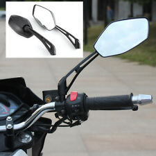 Motorcycle Rearview Side Mirrors For Honda Suzuki Kawasaki Yamaha Street Bike