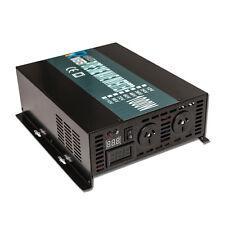 EMC CE approved 48V to 240V 50HZ 1000W Pure Sine Wave Solar Power Inverter
