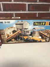 Faller B-193 HO Scale Gravel Elevator Kit New Sealed