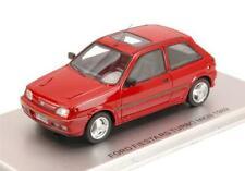 Ford Fiesta Rs Turbo Mkiii 1989 Red Ed.Lim.Pcs 258 1:43 Kess Model KS43015020 Mo
