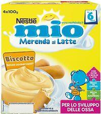 Babykost Nestlé My Biscuit Pudding Baby Nahrung Milk Snack  49x 100g MHD 28/2/21