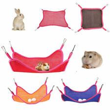 Summer Ferret Hammock Breathable Sandwich Mesh Cloth Pet Hanging Swing Hamster√