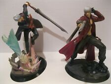 Kotobukiya Devil May Cry 3 Dante & 4 Nero PVC Figure Statue Set of 2