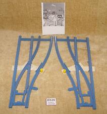 Lego Sets: TRAIN: 4.5V: 154-1 Switch Track DROIT /& GAUCHE x879cx1 x878cx1 1967