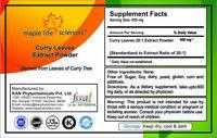 Curry Leaves 20:1 Extract Powder (Murraya koenigii) Improves Deigestion