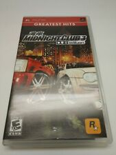Midnight Club 3: DUB Edition (Sony PSP, 2005)