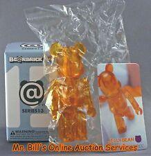 Bearbrick series 13 Jellybean - Orange Medicom  S13