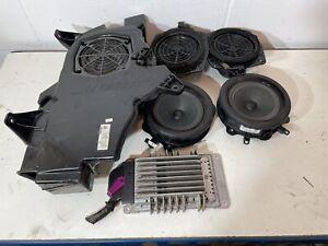 Audi S3 8P 3 Door Bose Sound System Speakers Amplifier 8P3035223A