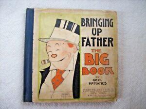 BRINGING UP FATHER The BIG BOOK Geo. McManus 1926