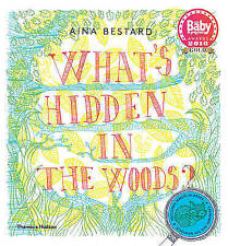 What's Hidden in the Woods? by Aina Bestard (Hardback, 2015)