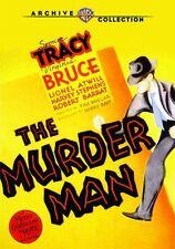 THE MURDER MAN (B&W 1935 Spencer Tracy) Region Free DVD - Sealed