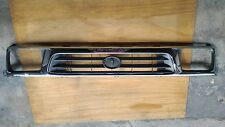 TOYOTA HILUX PICKUP 2WD 1998-2001 CHROME PAINT GRILLE GRILL with CLIPS
