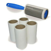 LINT Roller ROLLS Sticky Hair Cloth Fluff DUST Remover PET HAIR Clothes Clean