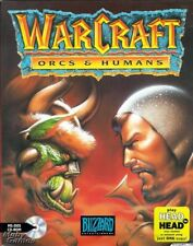 WARCRAFT ORCS & HUMANS +1Clk Windows 10 8 7 Vista XP Install
