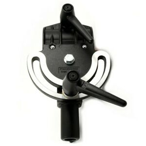 Manfrotto Neigegelenk for Pipes Ø 1 3/8in With 0 5/8in Sleeve Tilting Pivoting