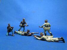 Vintage Johillco John Hill Lead Civil War Miniature Soldiers
