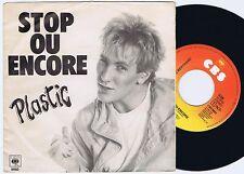 PLASTIC BERTRAND Stop Ou Encore Scandinavian 45PS 1980.