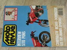 $$a Revue Moto Revue N°2926 Paris-Dakar  RC 600  Trial  Dominator