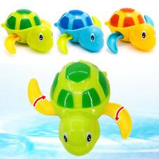 Clockwork Water Toys For Kids Baby Bathing Toys Animal Turtles Swimming Gift