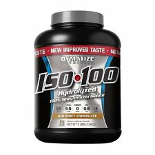 Dymatize Nutrition ISO100 Hydrolyzed 100% Whey Protein Isolate Gourmet Chocolate