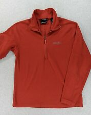 Marmot POLARTEC 1/2 Zip Fleece Base Layer Pullover (Womens Small)
