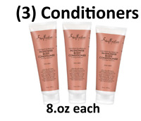 SHEA MOISTURE  Coconut & Hibiscus IN-SHOWER BODY CONDITIONER (3) 8 .OZ each