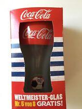 """Coca Cola Glas / Gläser WM 2014 Brasilien Sammelglas, Nr.5 """"Uruguay"""" 0,3l von 8"""